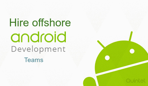 Hire offshore Android developers
