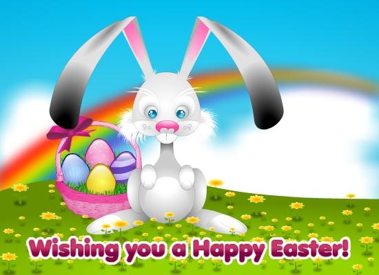 Wishing Happy Easter