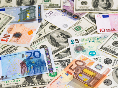 Multilingual and Multiple currency website