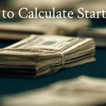 Tips to calculate startup cost