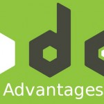 advantages,node.js