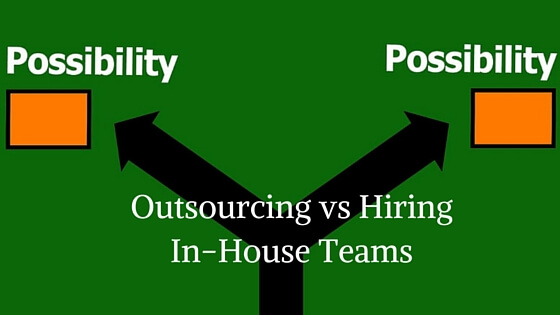Outsourcing Vs Hiring Remote Teams