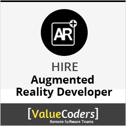 hire augmented reality developer