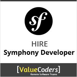 hire symfony developers