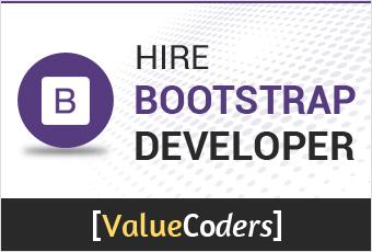 hire bootstrap developer