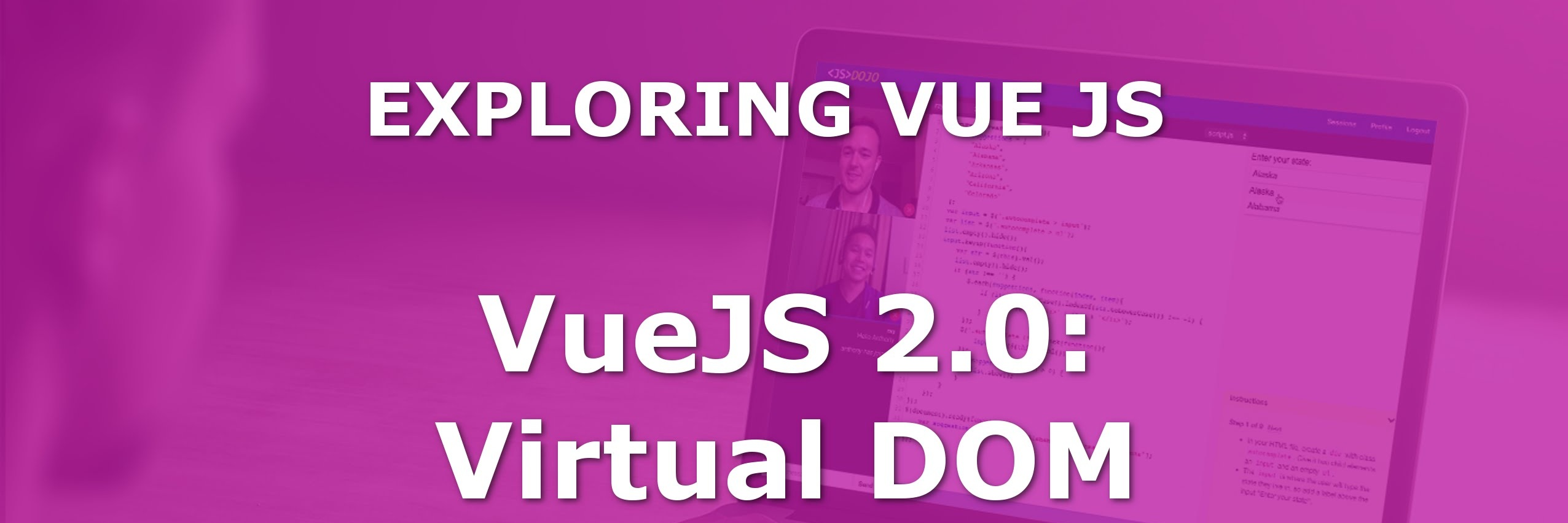 Virtual DOM vuejs
