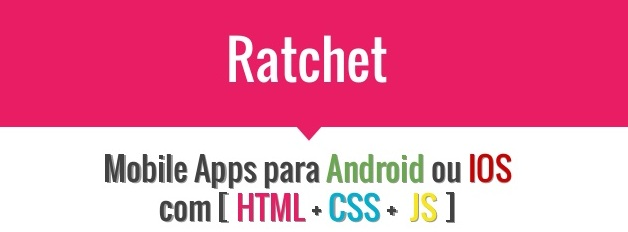 ratchet-framework- top javascript frameworks for mobile
