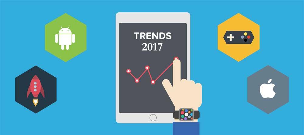 mobile app development trends-2017
