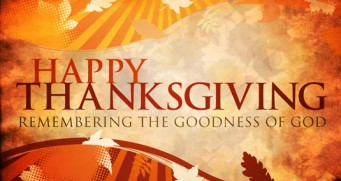 We Wish You Happy Thanksgiving
