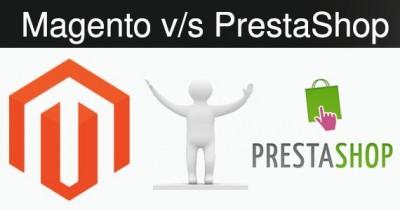 Magento v/s Prestashop