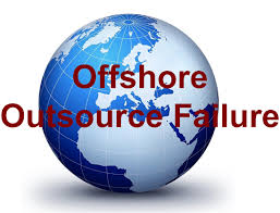 Risk in both outsourcing and offshoring