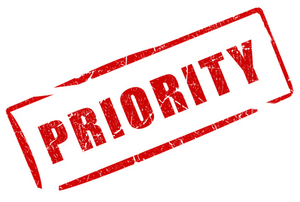 Give Priority