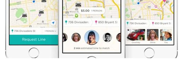 develop app like uber