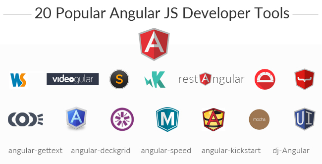 Top 20 Angular JS Developer Tools