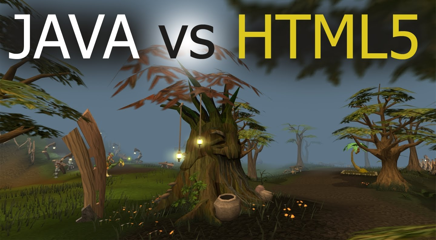 HTML5 vs Java