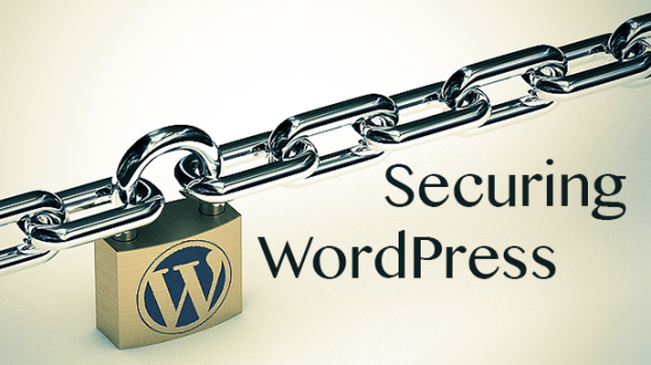 securing wordpress website