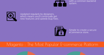 Why is Magento Ideal for E-Commerce? [Infographic]