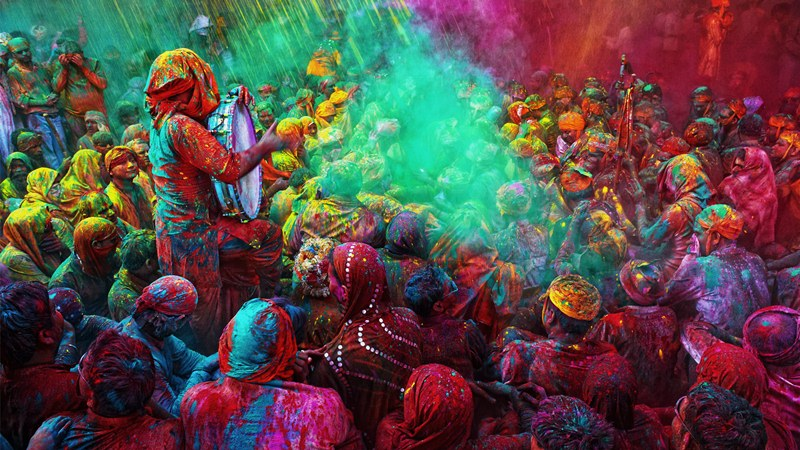Holi Celebrations @ ValueCoders