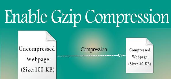 Website speed optimization techniques Gzip