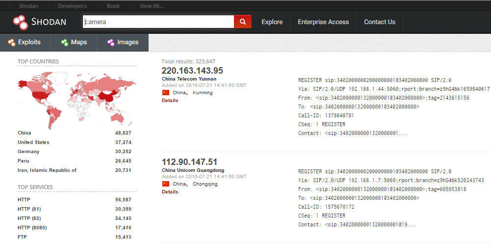 Why Shodan is better than Google for Internet of things?