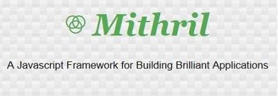 Mithril-JavaScript