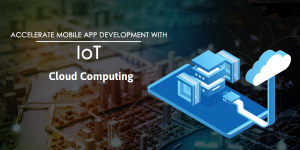 Cloud IoT in mobile application development