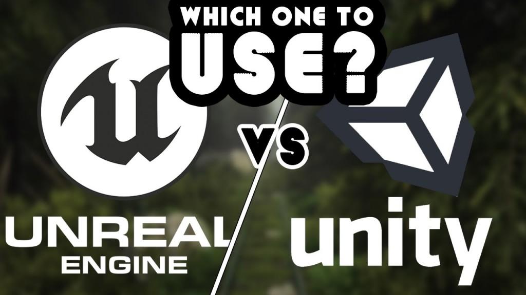 Unity 3d vs Unreal engine 1024x576
