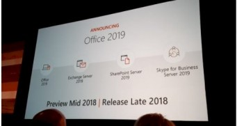 Microsoft Unveils SharePoint 2019 and Coming Improvements