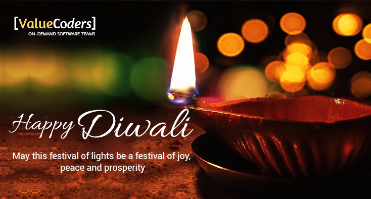 Light Up Your Diya With ValueCoders this Diwali!!