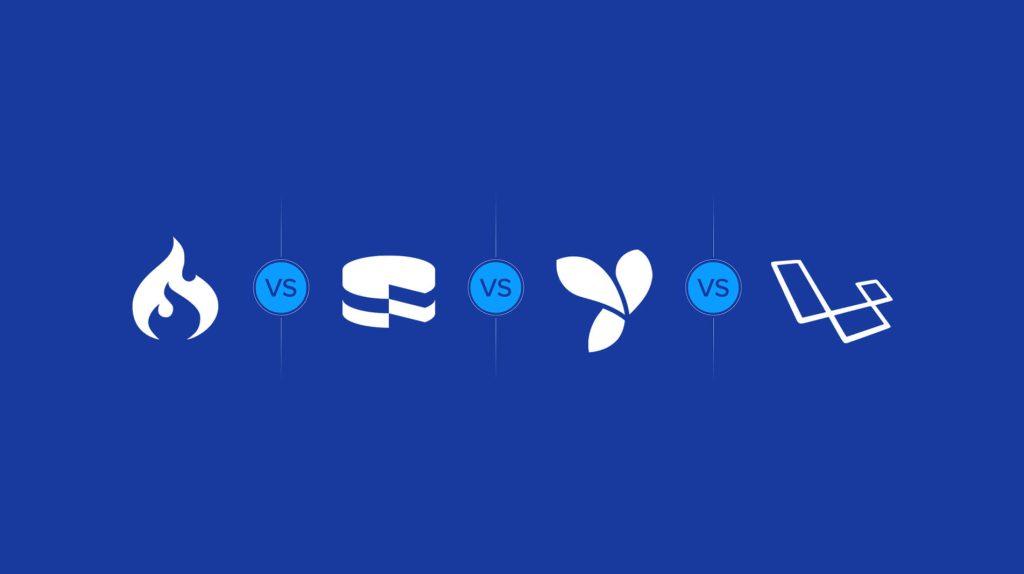 Codeigniter Vs CakePHP Vs Yii Vs Laravel : Which One To Choose?