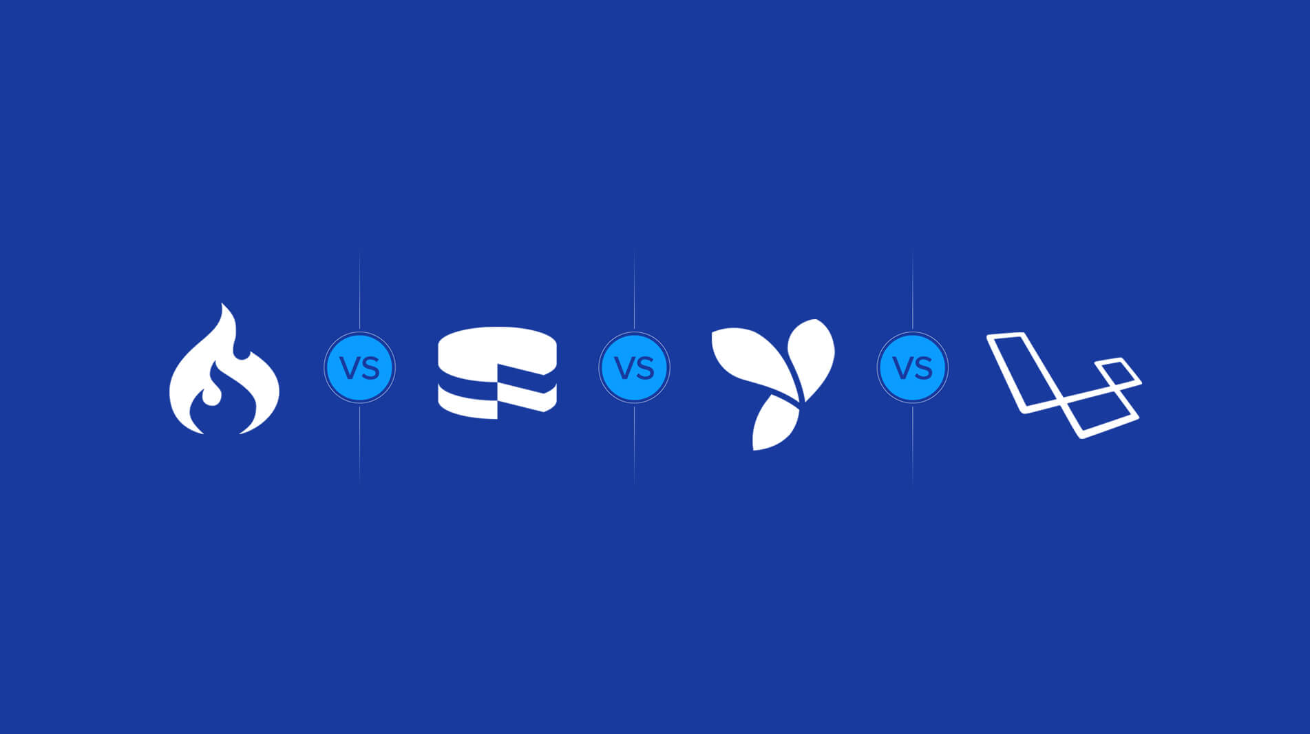 Codeigniter Vs CakePHP Vs Yii Vs Laravel : Which One To Choose?
