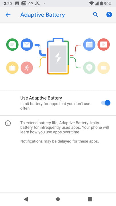 Android p beta 8