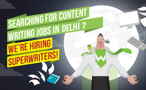 Hiring content writers