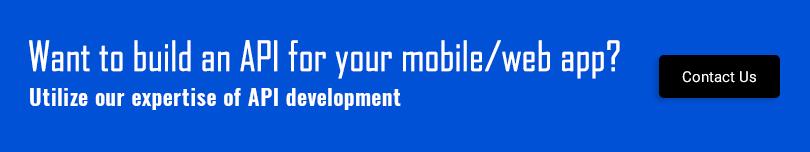 api for mobile