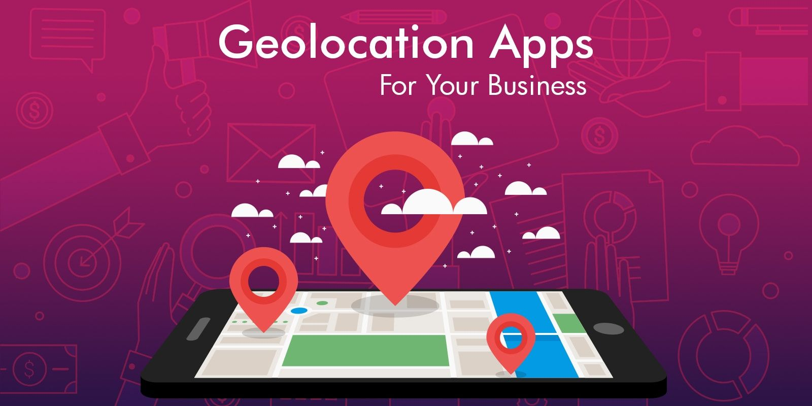Geolocation simple app idea