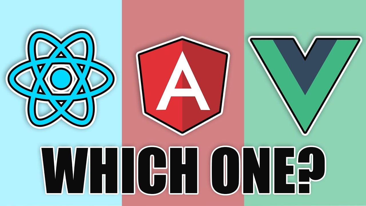 vue vs react vs angular