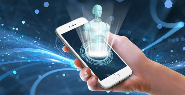 Artificial Intelligence and Machine Learning mobile application