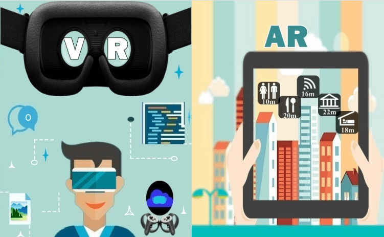 trend in AR and VR applications