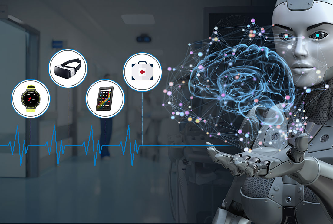 convergence of AI/ML and Wearables