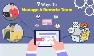 dedicated remote team