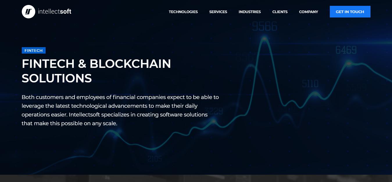 finance-software-developer