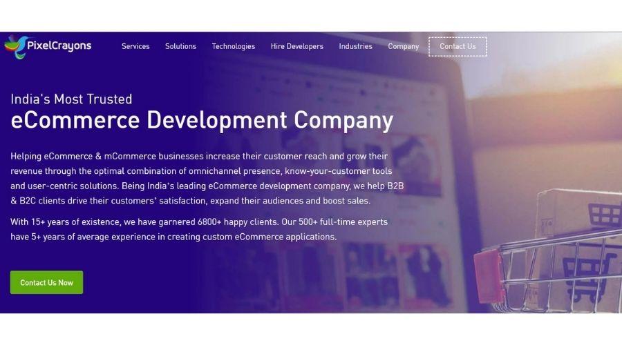 pixelcrayons-ecommerce-development-company