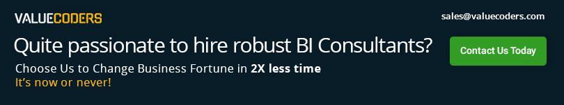 BI consultants