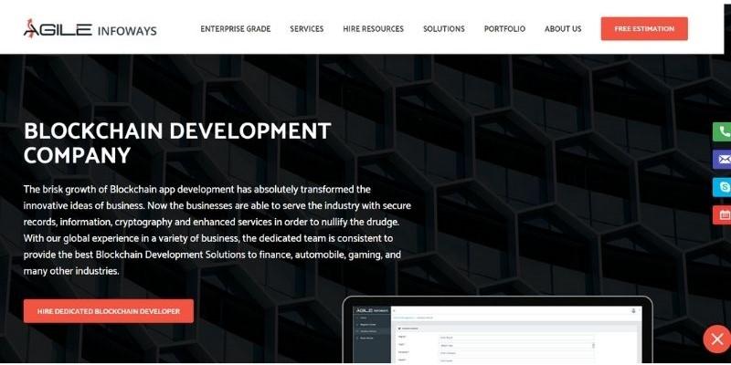 agile-infoways-blockchain-development