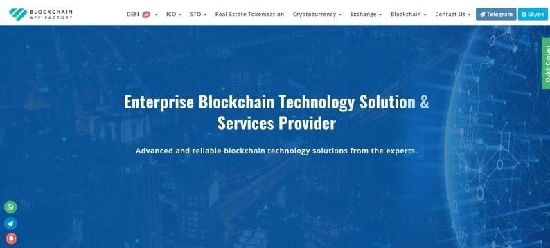 blockchainapp-factory-company