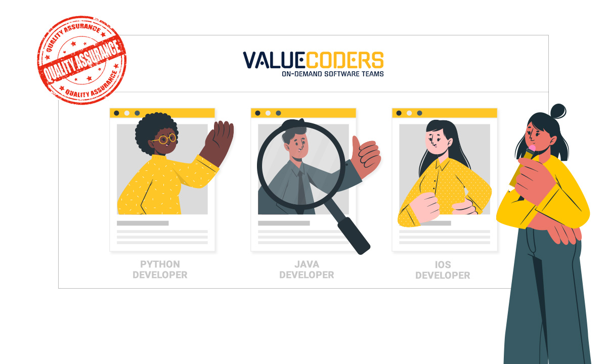 hire developers from ValueCoders