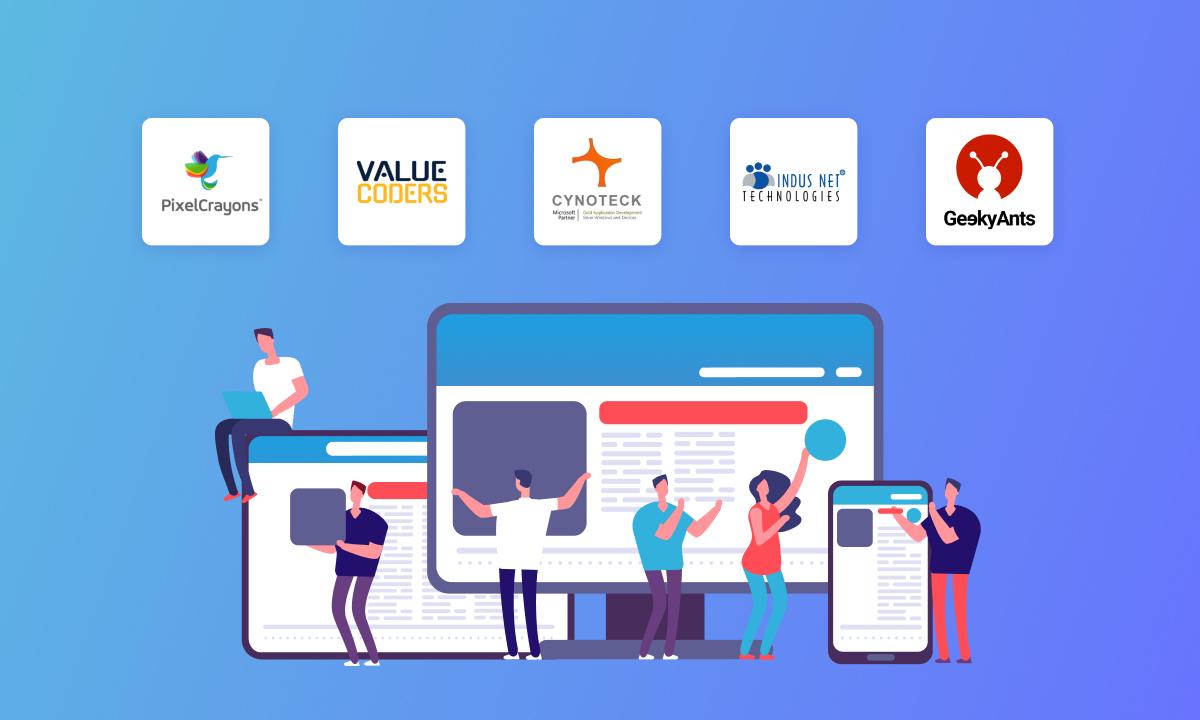 7 Top-Notch Cross-Platform App Development Companies in India