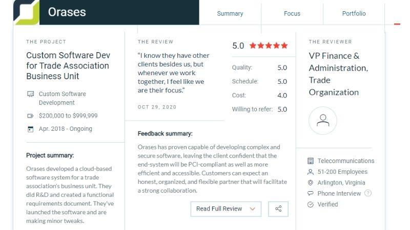 orasse-custom-software-development-company-CLUTCH