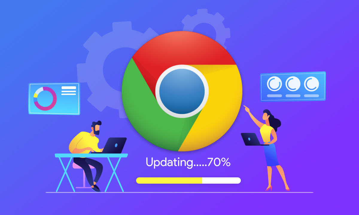 chrome update 2020