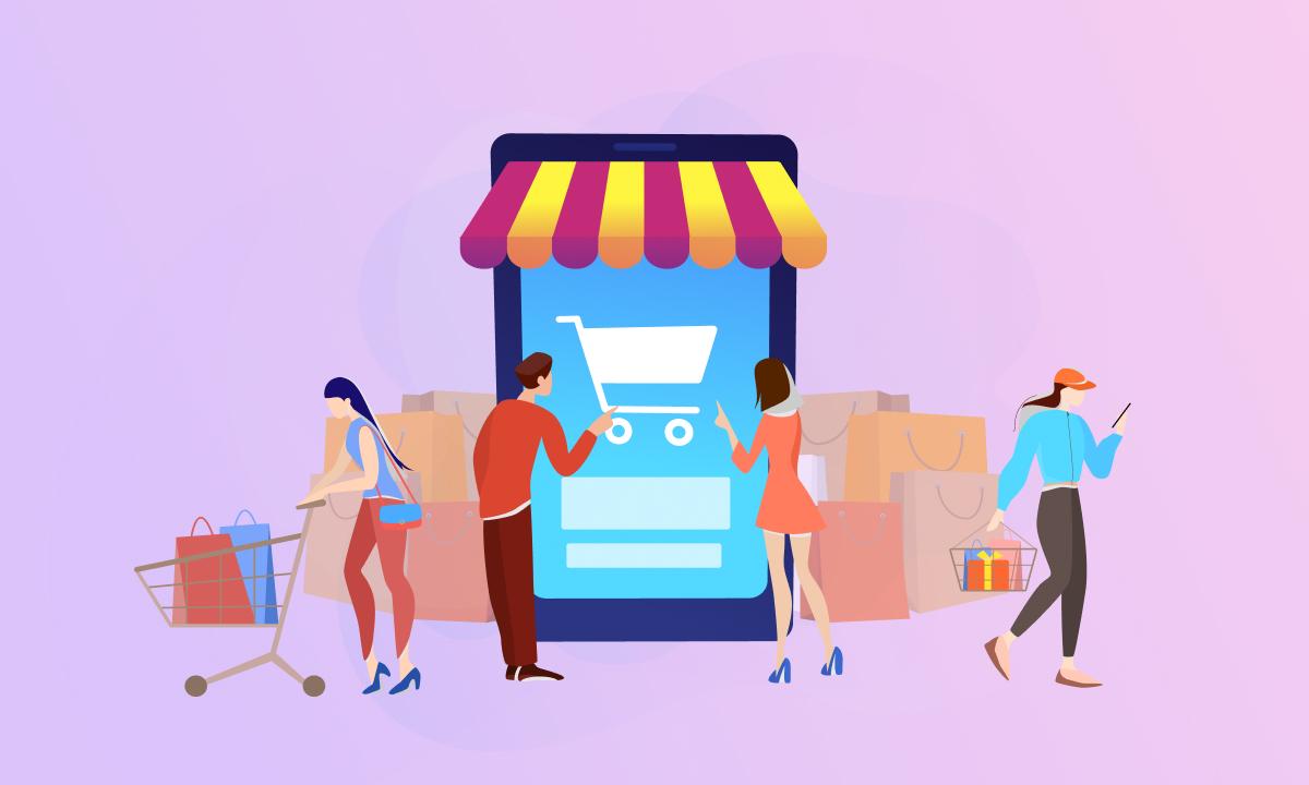 eCommerce business market